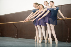Learn adult ballet