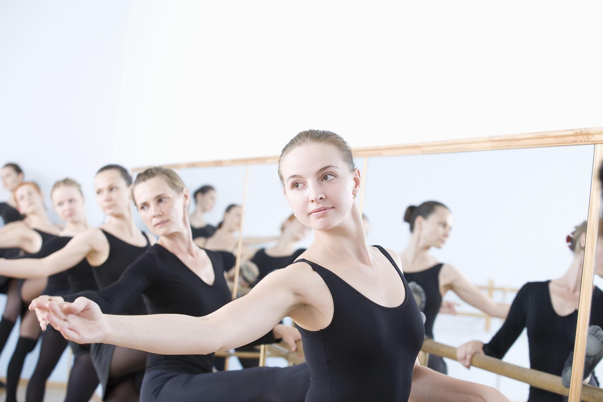 barre ballet