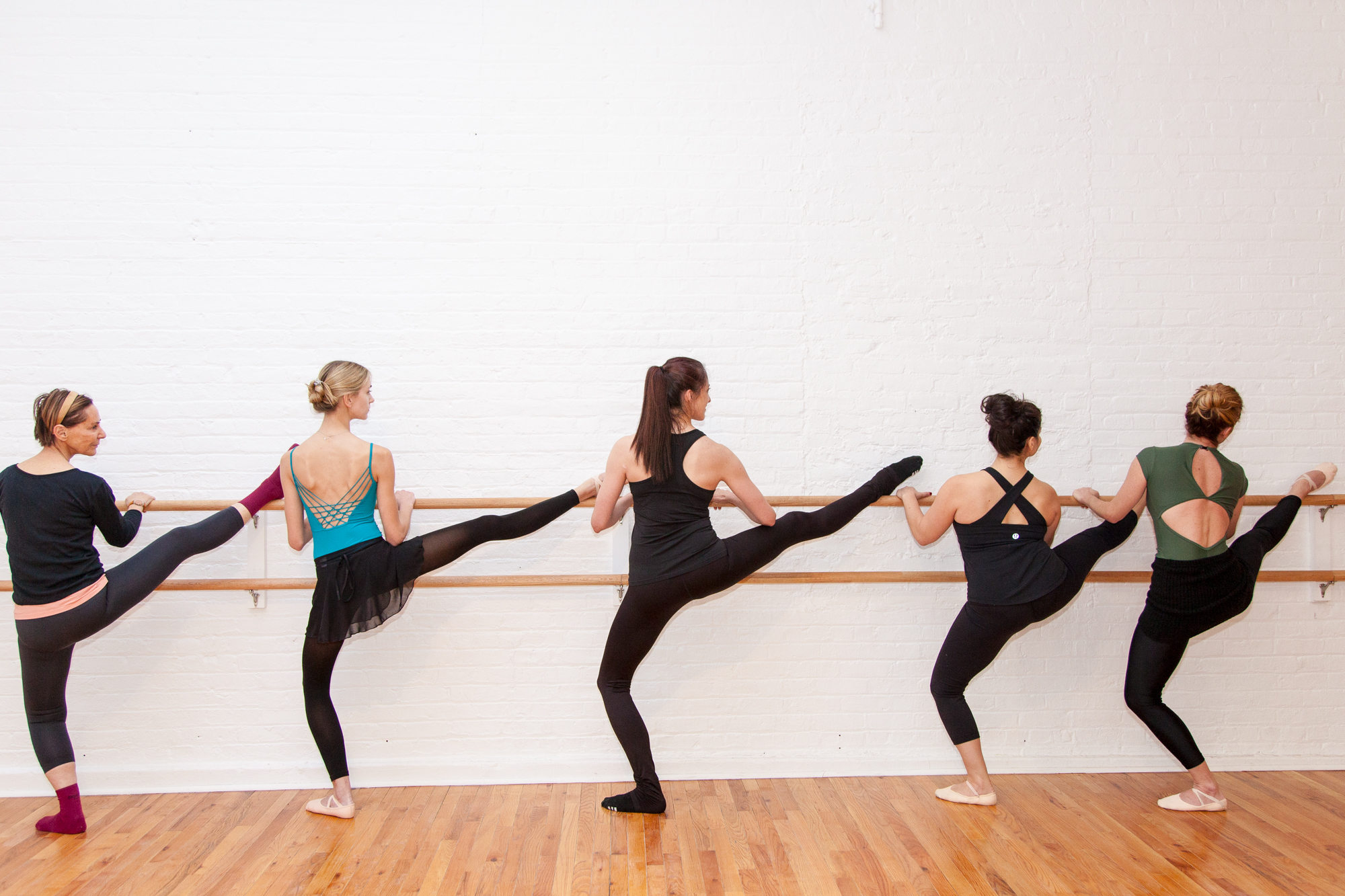 Adult ballet learn from the best auckland academy of