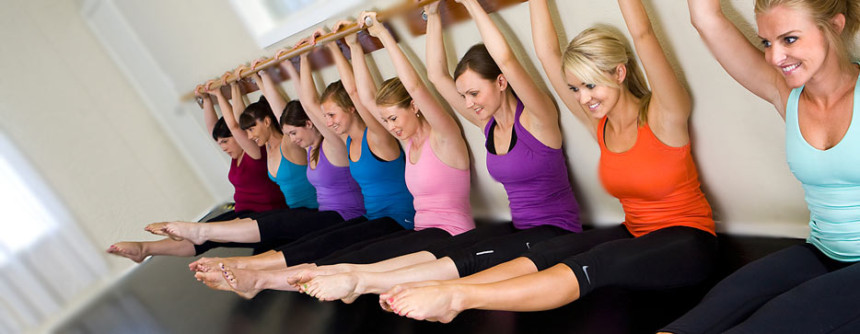 Barre Class at Auckland Academy of Adult Ballet