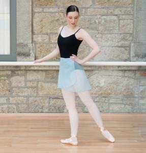 adult ballet attire
